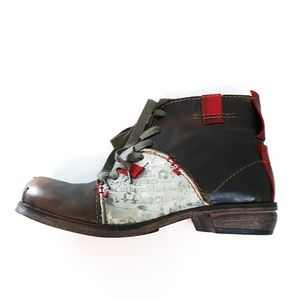 Rover ankle boot